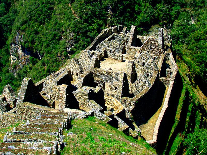 clasic-inca-trail-camino-inca-wiñaywayna